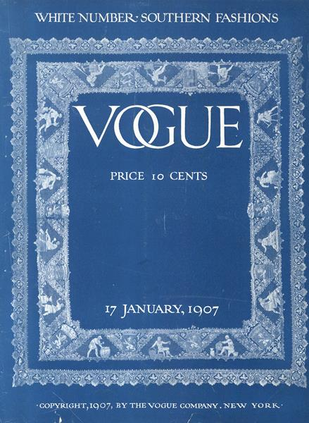 Issue: - January 17 1907 | Vogue