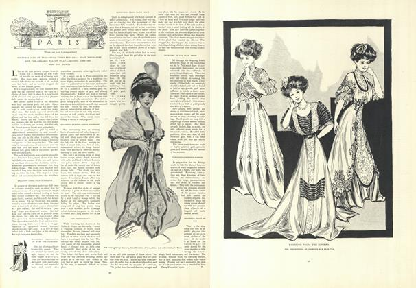 Article Preview: Paris, January 17 1907 | Vogue