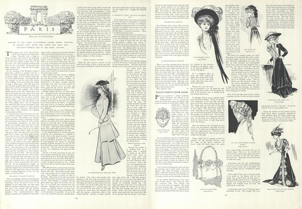 Article Preview: Paris, January 24 1907 | Vogue