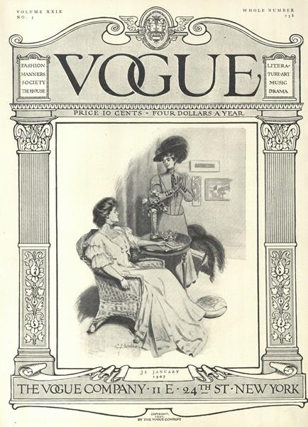 Issue: - January 31 1907 | Vogue