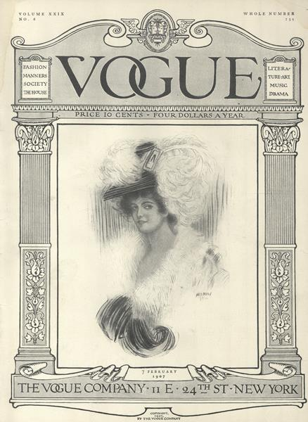 Issue: - February 7 1907 | Vogue