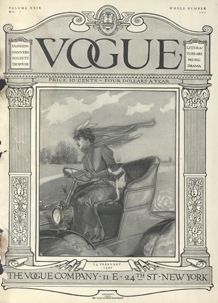 Issue: - February 14 1907 | Vogue