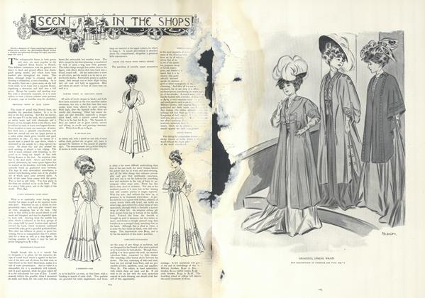 Article Preview: Seen in the Shops, February 14 1907 | Vogue