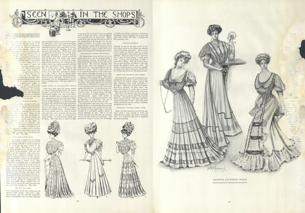 Article Preview: Seen in the Shops, February 28 1907 | Vogue