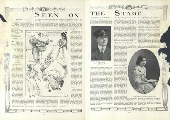 Article Preview: Seen on the Stage, February 28 1907 | Vogue