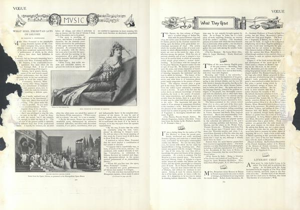 Article Preview: Music, February 28 1907 | Vogue