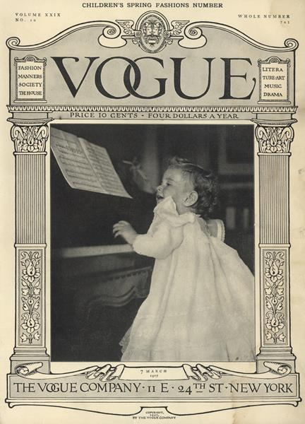 Issue: - March 7 1907 | Vogue