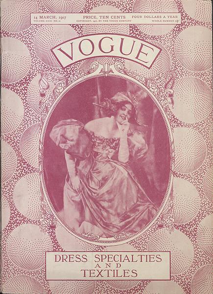 Issue: - March 14 1907 | Vogue