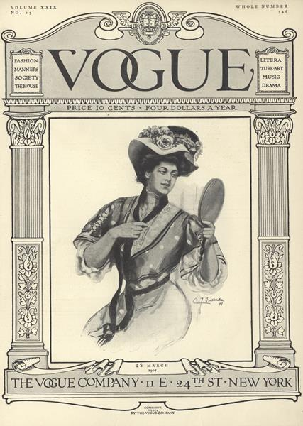 Issue: - March 28 1907 | Vogue