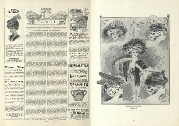 Article Preview: Paris, April 4 1907 | Vogue