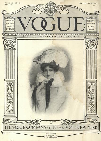 Issue: - April 11 1907 | Vogue