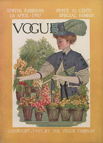 Issue: - April 18 1907 | Vogue