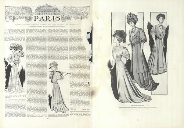 Article Preview: Paris, April 25 1907 | Vogue