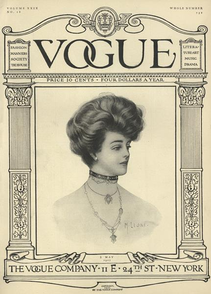 Issue: - May 2 1907 | Vogue