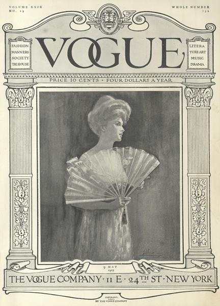 Issue: - May 9 1907 | Vogue