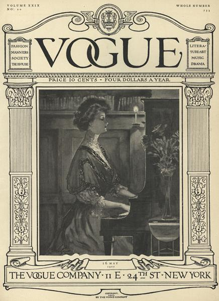 Issue: - May 16 1907 | Vogue