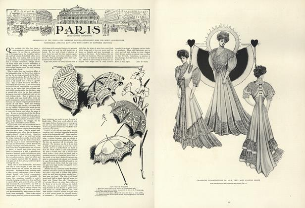 Article Preview: Paris, May 16 1907 | Vogue
