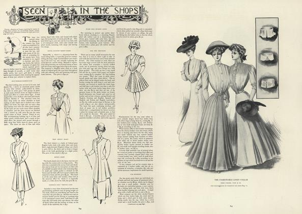 Article Preview: Seen in the Shops, May 23 1907 | Vogue