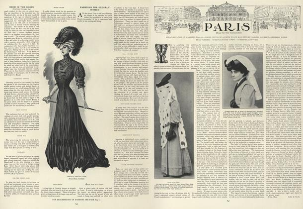 Article Preview: Paris (From Our Own Correspondent), May 23 1907 | Vogue