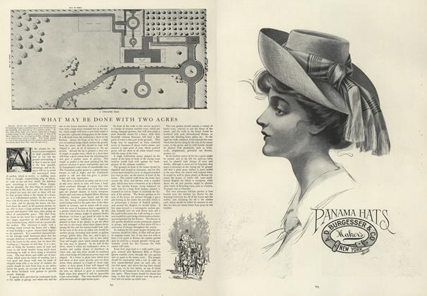 Article Preview: What May be Done with Two Acres, May 23 1907 | Vogue