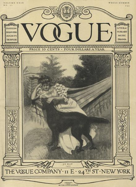 Issue: - May 30 1907 | Vogue