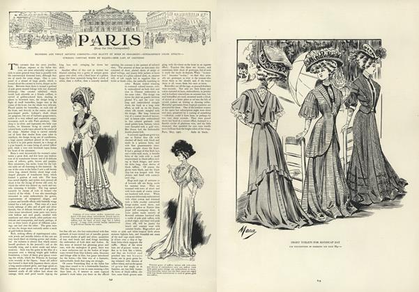 Article Preview: Paris (From Our Own Correspondent), May 30 1907 | Vogue