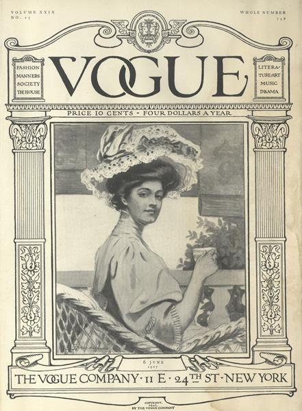Issue: - June 6 1907 | Vogue