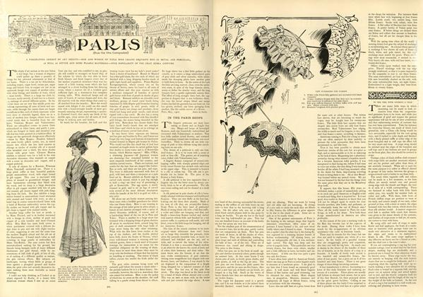 Article Preview: In the Paris Shops, June 6 1907 | Vogue
