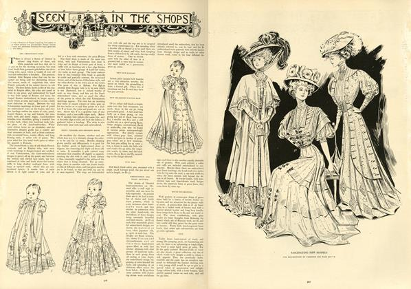 Article Preview: Seen in the Shops, June 6 1907 | Vogue