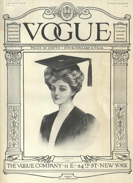 Issue: - June 20 1907 | Vogue