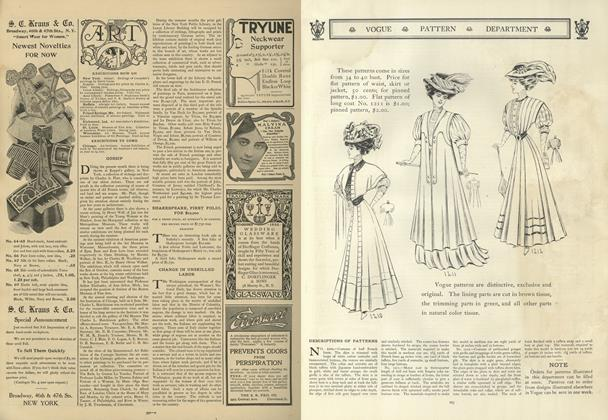 Article Preview: Art, June 20 1907 | Vogue
