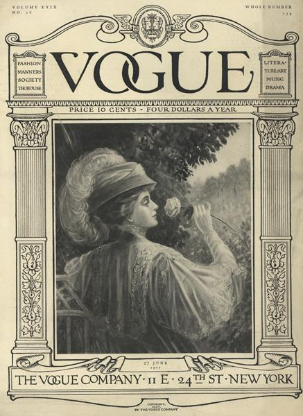 Issue: - June 27 1907 | Vogue