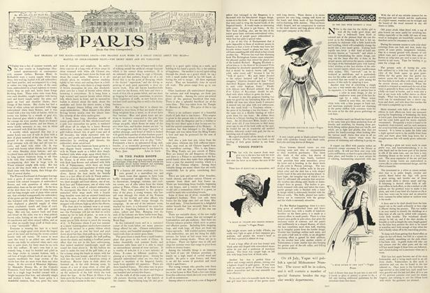 Article Preview: In the Paris Shops, June 27 1907 | Vogue
