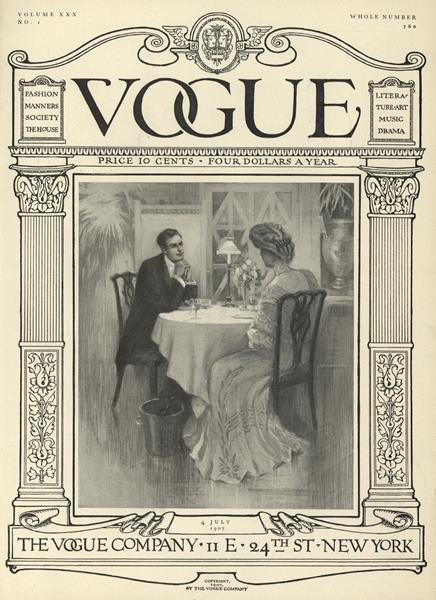 Issue: - July 4 1907 | Vogue