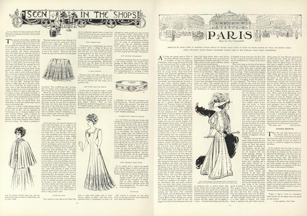 Article Preview: Paris (From Our Own Correspondent), July 4 1907 | Vogue