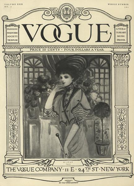 Issue: - July 11 1907 | Vogue