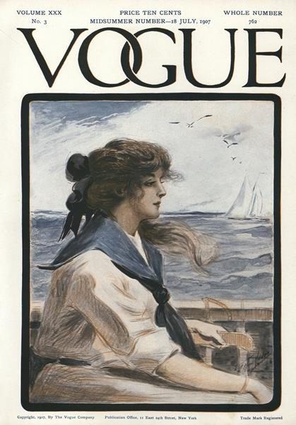 Issue: - July 18 1907 | Vogue