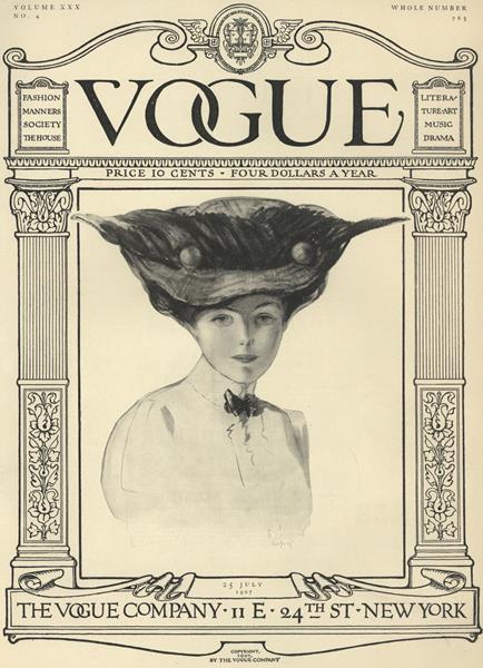 Issue: - July 25 1907 | Vogue