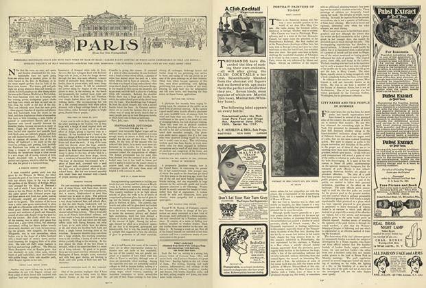 Article Preview: Paris (From Our Own Correspondent), August 1 1907 | Vogue