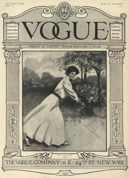 Issue: - August 8 1907 | Vogue