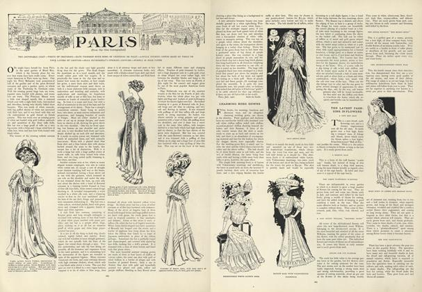Article Preview: Paris (From Our Own Correspondent), August 8 1907 | Vogue