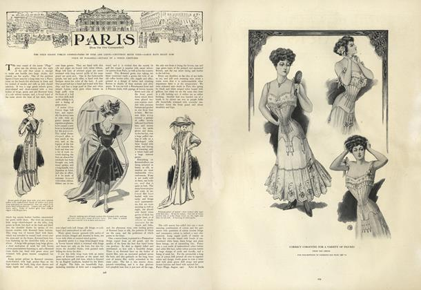 Article Preview: Paris (From Our Own Correspondent), August 22 1907 | Vogue