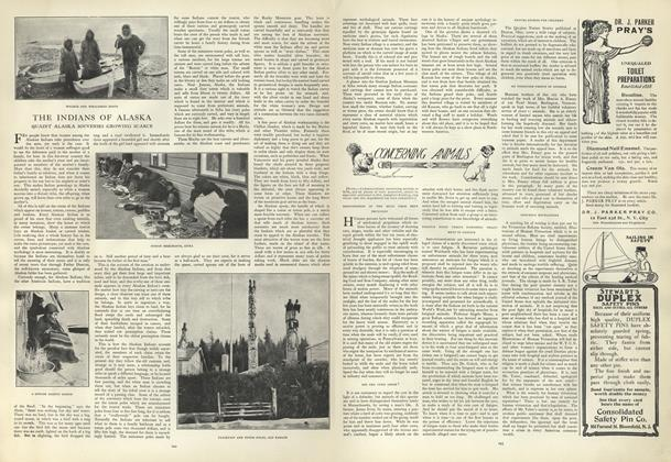 Article Preview: Concerning Animals, August 29 1907 | Vogue
