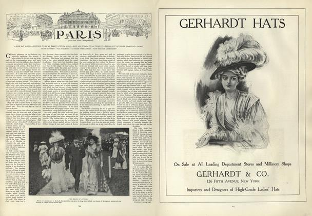 Article Preview: Paris (From Our Own Correspondent), August 29 1907 | Vogue
