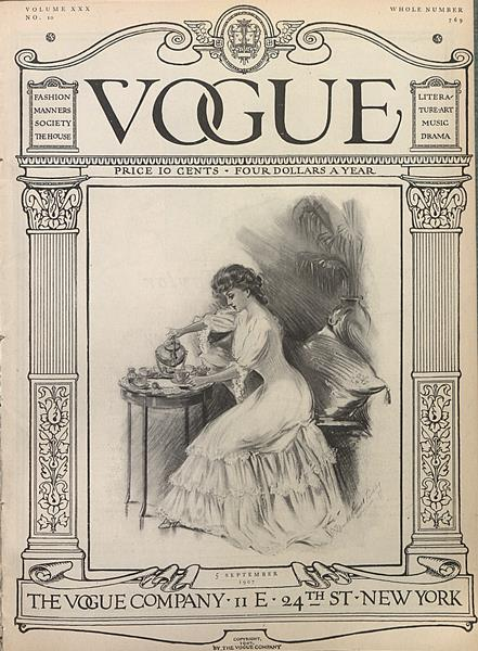 Issue: - September 5 1907 | Vogue