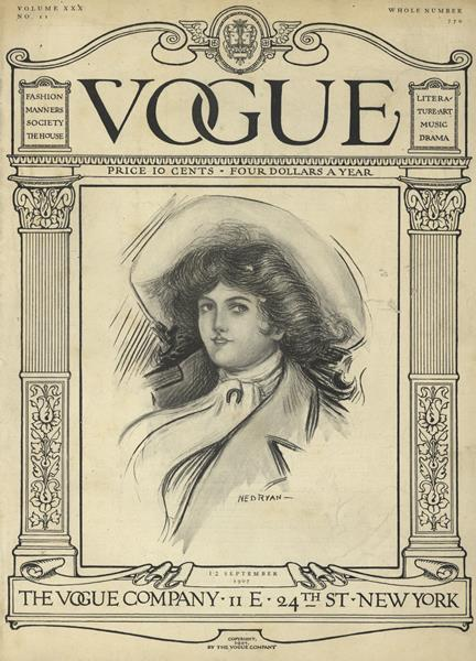 Issue: - September 12 1907 | Vogue