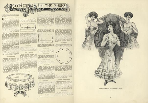 Article Preview: Seen in the Shops, September 12 1907 | Vogue