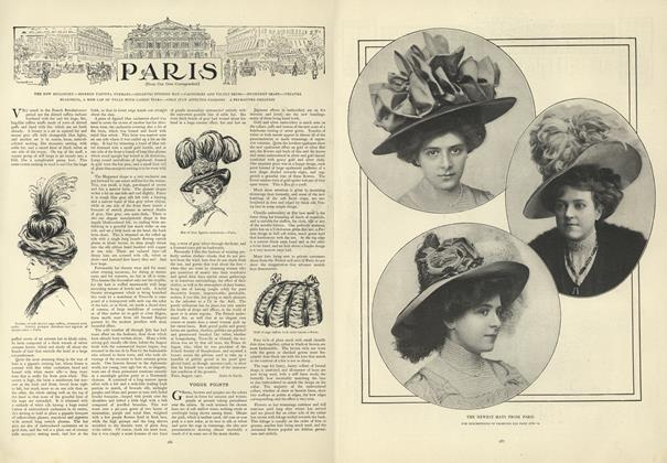 Article Preview: Paris (From Our Own Correspondent), September 12 1907 | Vogue