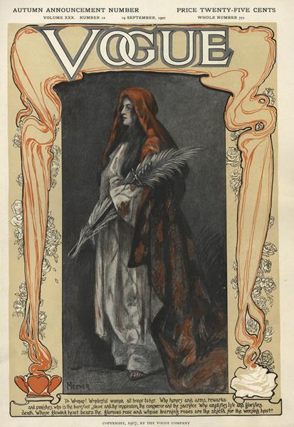 Issue: - September 19 1907 | Vogue
