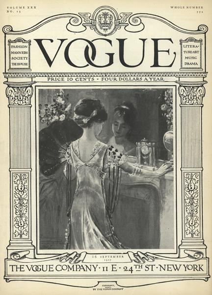 Issue: - September 26 1907 | Vogue